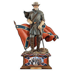 Robert E. Lee Commemorative Civil War Sculpture
