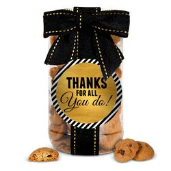 Thanks for All You Do Cookies in Cookie Jar