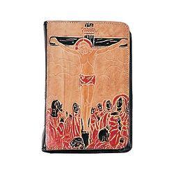 Embossed Christ Prayer Book Cover