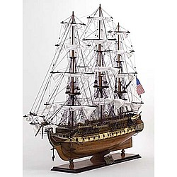 The USS Constitution Model