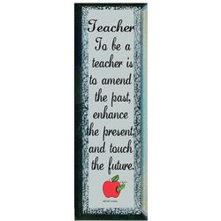 Teacher Keepsake Mirror