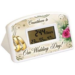 Wedding Countdown Clock