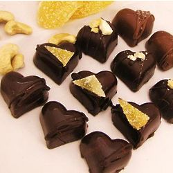 One Dozen Spicy Romance Truffles