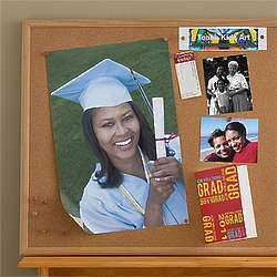 Small Graduation Photo Poster