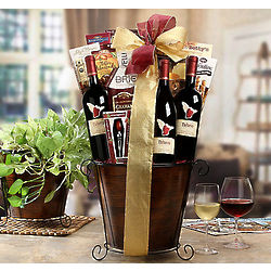 Talaria Vineyards Napa Valley Trio Gift Basket