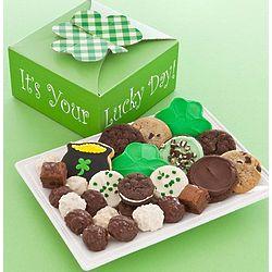 St. Patrick's Day Goodie Gift Box