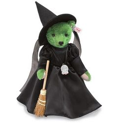 Wizard of Oz Wicked Witch Teddy Bear