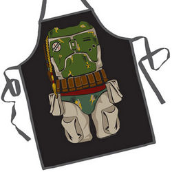 Boba Fett BBQ Apron