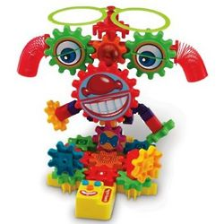 Magnetic Goofy Grins Building Toy