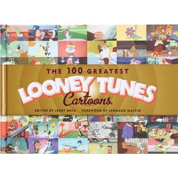100 Greatest Looney Tunes Cartoons Book