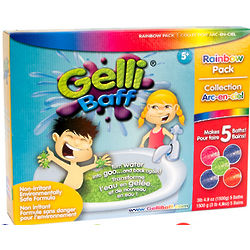 Rainbow Gelli Baff 5-Pack