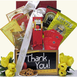 #1 Teacher Appreciation Gift Box