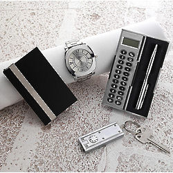 Men's Watch Business Set