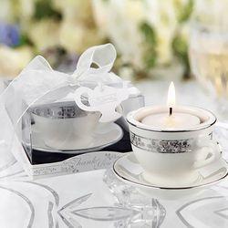 Mini Teacup Tealight Holder