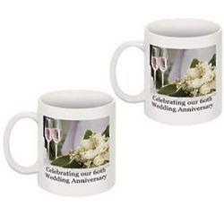 60th Wedding Anniversary Coffee Mugs