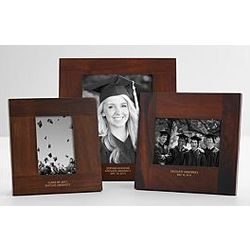 Deluxe Wood Graduation Frame
