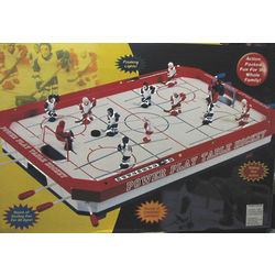 Slide Table Hockey with Crowd Sounds