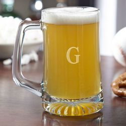 Brewmaster Personalized Beer Mug