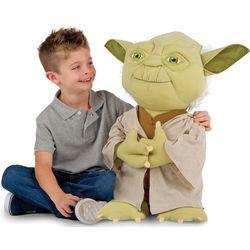 Yoda Talking Plush Toy