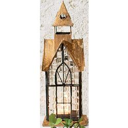 Hampton Architectural Candle Lantern
