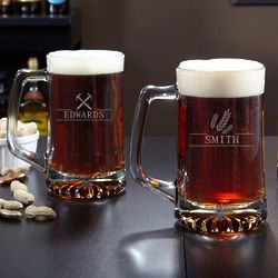 Well-Crafted Choose Your Design Beer Mugs