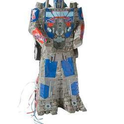 Transformers Revenge of the Fallen Pull-String Piñata