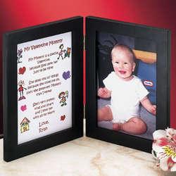 Mommy or Daddy Valentine Print