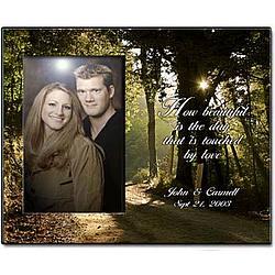 Personalized Pathways Photo Frame