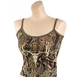 "Women's Smokey Branch ""Wild Game"" Slim Fit Tank Top"