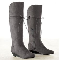 Classique Lace Around Boot