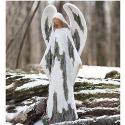 Winterfrost Angel Statue