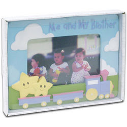 Me and My Brother Ceramic Picture Frame