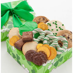 St. Patrick's Day Treats Gift Box