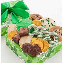St. Patrick's Day Treats Gift Box