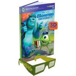 Disney Pixar Monsters University LeapReader 3D Book