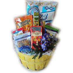 Children's Get Well Gift Basket