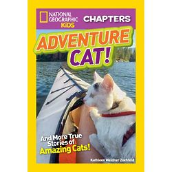 National Geographic Kids Chapters: Adventure Cat! Book