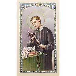St. Gerard Prayer Card for a Safe Delivery