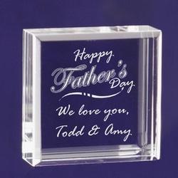 Tiny Treasures Father's Day Keepsake