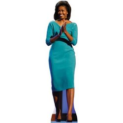 Michele Obama Standee