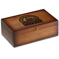 Masterpiece Railways Wood Storage Box