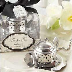 Mini Teapot Tea Infuser Favor