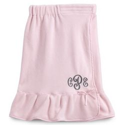 Pink Spa Towel Wrap
