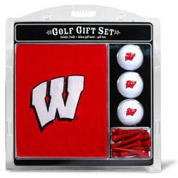 University of Wisconsin Golf Gift Set