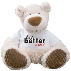 Feel Better Latte Bear