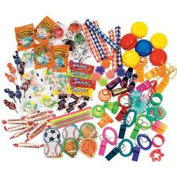 Piñata Toy and Candy Assortment