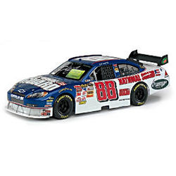 Dale Earnhardt National Guard Autographed 2008 Chevrolet Impala