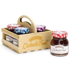 Smucker's® Orchard's Finest® 4 Pack Crate