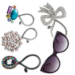 Blingy Magnetic Eyeglass Holder