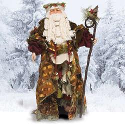 Twiggy Knoll Santa